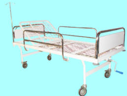 تخت بیمارستانی یک شکن - کد 108