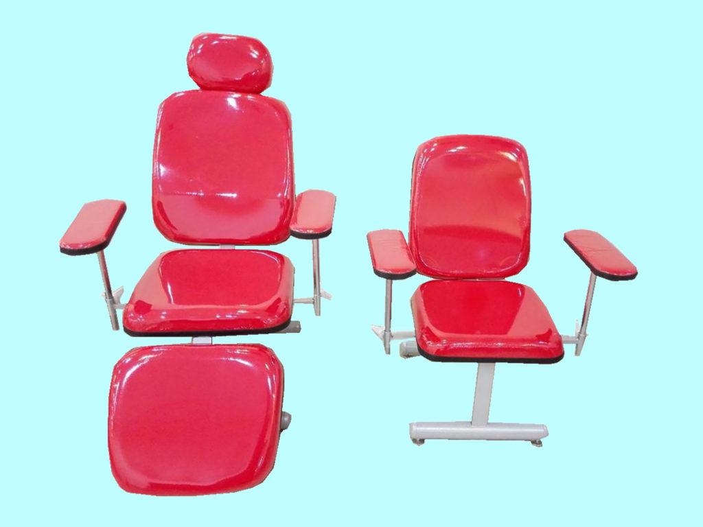 صندلی خون گیری